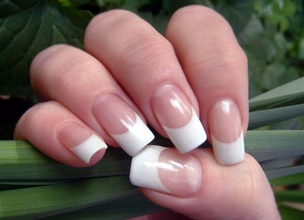 Cute french manicure designs copy